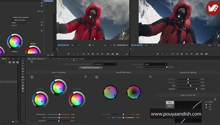 color change aftereffects - 10 پلاگین شگفت انگیز Adobe After Effects