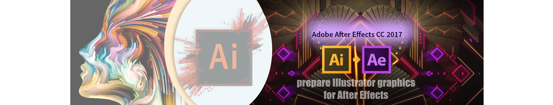 prepare Illustrator graphics for AfterEffects 2 - آماده سازی تصویر ساخته شده در ایلاستریتور برای افترافکت