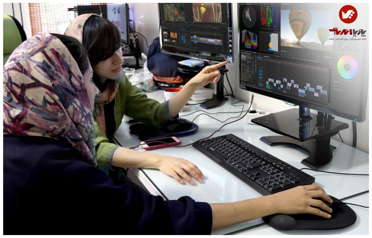 premiere premiere amoozesh 5 - آموزش مجازی پریمیر | آموزش آنلاین پریمیر