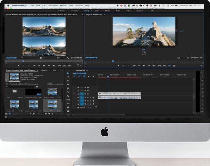 premiere slider 1 - آموزش مجازی پریمیر | آموزش آنلاین پریمیر